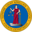 SUPREME COURT OF THE STATE OF NEW YORK APPELLATE DIVISION